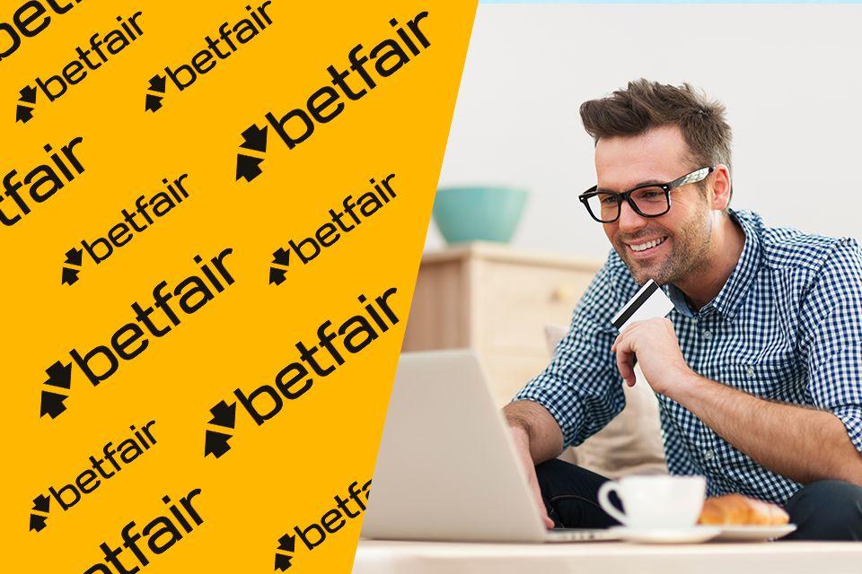 deposit or withdraw from Betfair