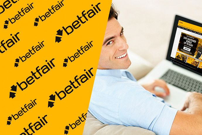 betting on the Betfair desktop site