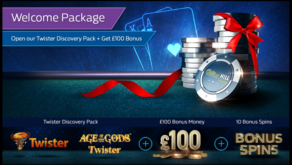 poker of William Hill