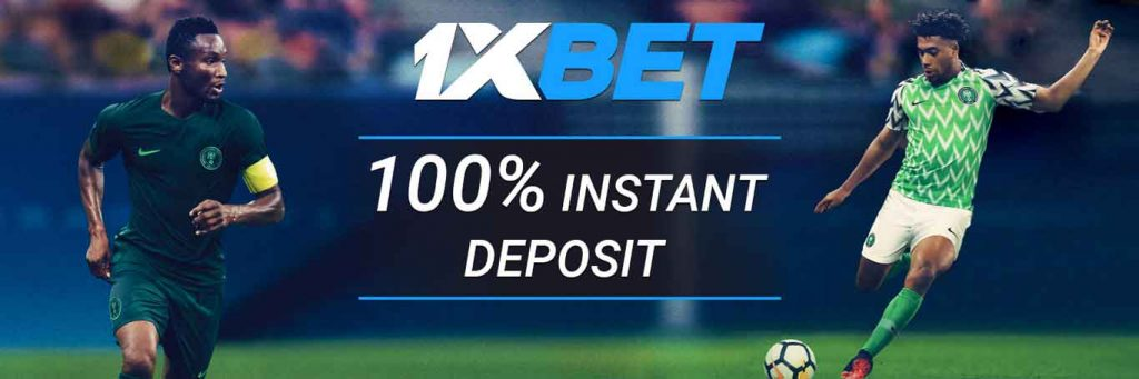 How to place bets on 1xBet