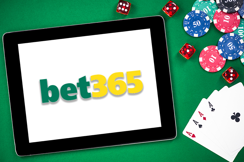 Bet365 offers to play in its casino