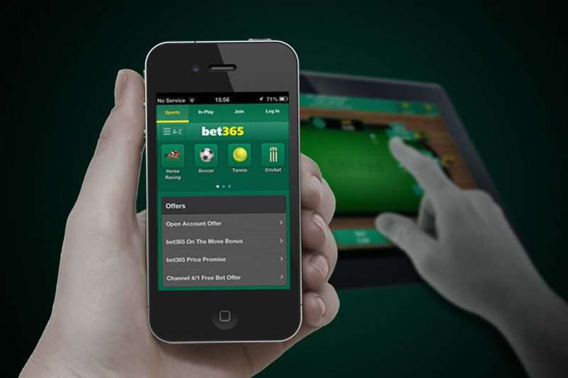 Bet365 app for mobile