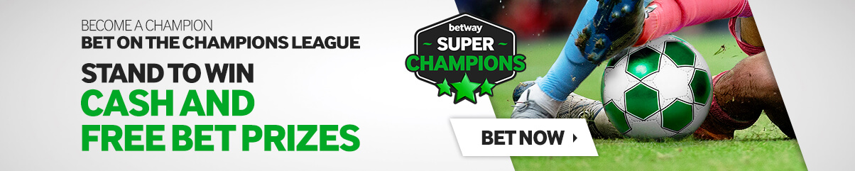 live bet on Betway bookmaker