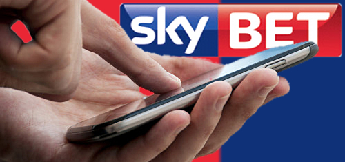 sign up promotion from SkyBet
